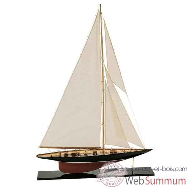 maquettes voilier 50 cm dans bateau bois sur d coration