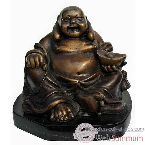 Dcoration objets bouddha, bouddha rieur, statuettes bouddha, ides