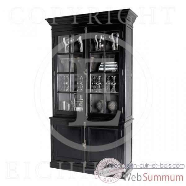 achat de cote sur d coration cuir et bois. Black Bedroom Furniture Sets. Home Design Ideas