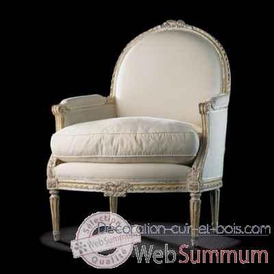 berg re louis xvi m daillon massant l16tf16 de mobilier collection massant. Black Bedroom Furniture Sets. Home Design Ideas