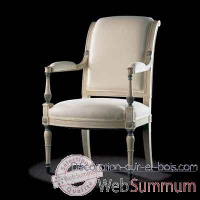 Canap directoire massant de mobilier collection massant - Canape cuir style ancien ...