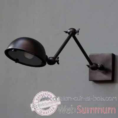 applique articul e objet de curiosit dans appliques sur d coration cuir et bois. Black Bedroom Furniture Sets. Home Design Ideas
