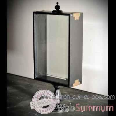 objet d coration de collection objet de curiosit sur d coration cuir et bois 7. Black Bedroom Furniture Sets. Home Design Ideas