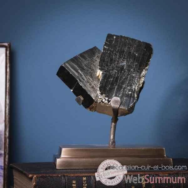 Pyrite gros cube chine pm objet de curiosit pumi739 4 for Gros objet deco