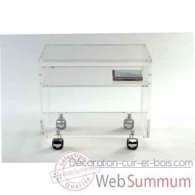 Table télé 99x35x45 Marais pour écran LCD ou plasma de ...