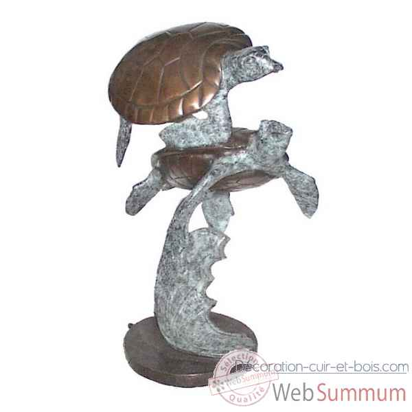 Fontaine tortue 1 -BRZ0691V