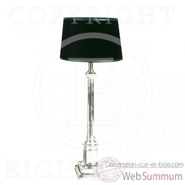 Eichholtz lampe cologne nickel -lig01644