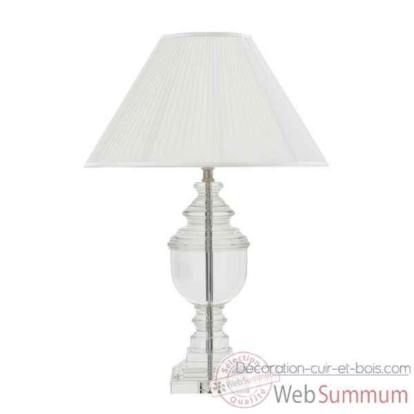 Lampe de table noble Eichholtz -LIG07225