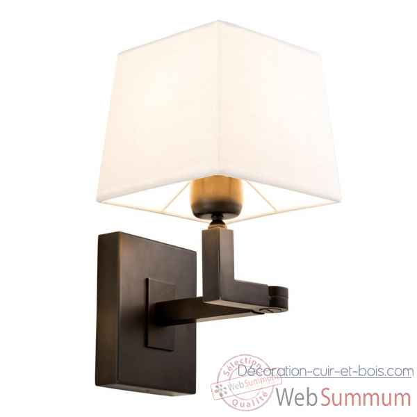 Lampe murale cambell eichholtz -110846