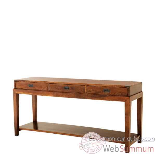 Table console military Eichholtz -110576