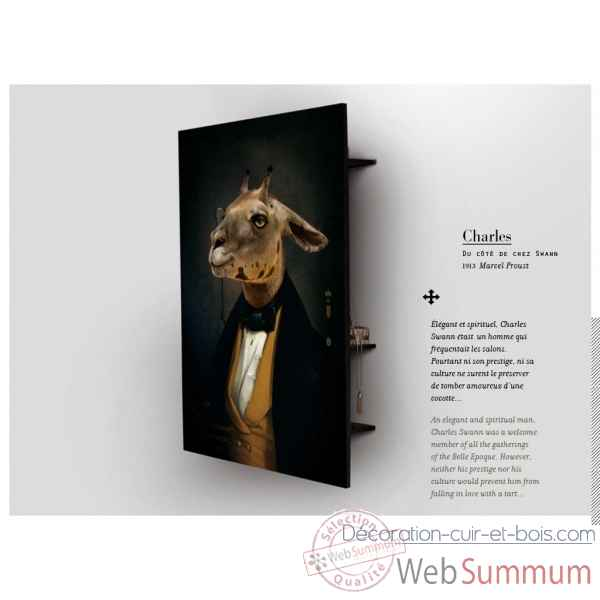 armoire murale charles Ibride