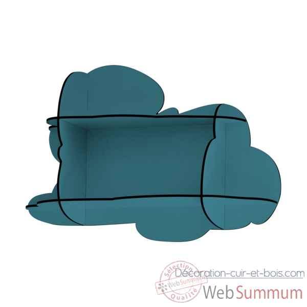 Etagère Murale Nuage Cirrus Bleu Ibride Dans Objets Décoration