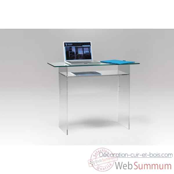 Console en plexiglas Marais International -MC133