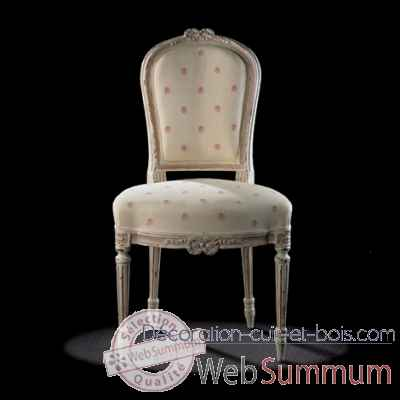 Chaise louis xvi ruban Massant -L16T11