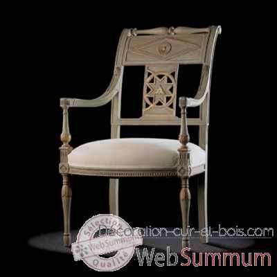 fauteuil directoire crosse massant dech1 de mobilier collection massant. Black Bedroom Furniture Sets. Home Design Ideas
