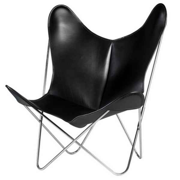 new design fauteuil butterfly cuir noir Résultat Supérieur 5 Meilleur De Fauteuil Cuir Noir Design Image 2017 Zzt4