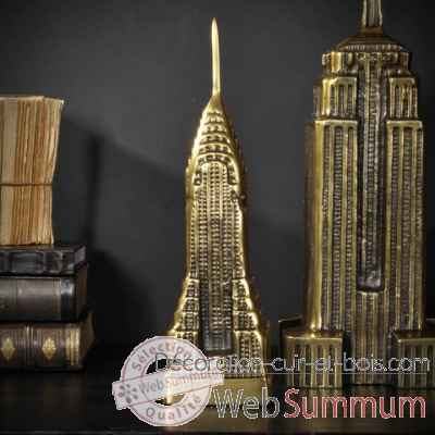 Reproduction chrysler building Objet de Curiosite -DA182