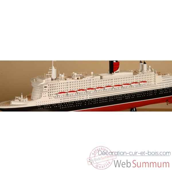 Paquebot queen mary ii 100 cm Phileas Club